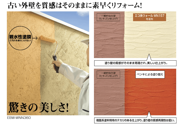 四国化成 エコ美ウォール耐水タイプ 商品画像