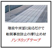 四国化成 ノンスリップテープ画像