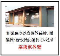 四国化成 高級京外壁画像