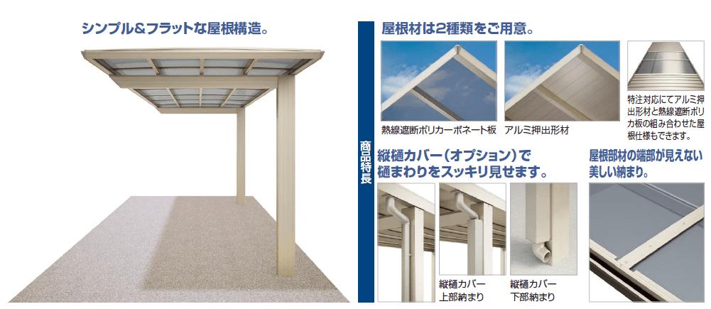 四国化成 サイクルポートMAL 商品特長画像
