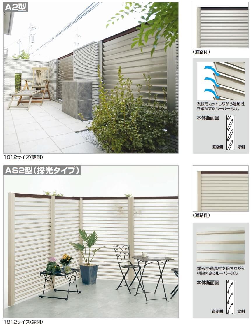四国化成 ハイパーテーションA2型 ハイパーテーションAS2型 商品画像