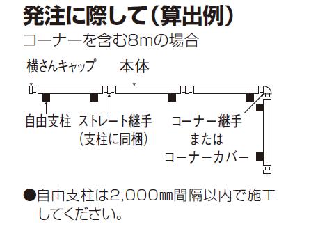四国化成 バリューフェンス2型/4型/M1型 発注に際して画像